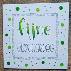 Geen fotobeschrijving beschikbaar. Doodle Lettering, Brush Lettering, Diy Birthday, Happy Birthday Cards, How To Make Drawing, Writing Paper, Watercolor Cards, Greeting Cards Handmade, Diy Cards