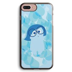 Inside out Sadness Apple iPhone 7 Plus Case Cover ISVC203