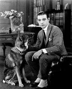 Rudoph Valentino, BEYOND THE ROCKS, Paramount, 1922, **I.V.