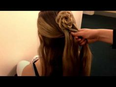 Rope twisted flower and a dutch fishtai: {25 april 2015} HD 720P} - YouTube