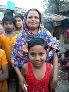 Celebrating moms in Bangladesh #mothersday