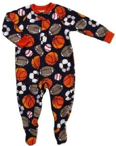 "Carter's Baby Boys ""Play Ball"" One Piece Polyester « Clothing Impulse"