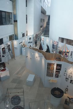 linbury exhibition gallery