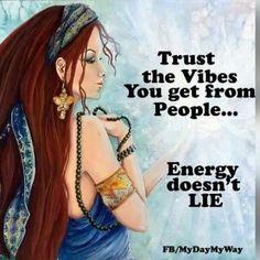 Energy vipes