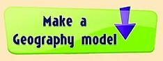 3D Geography - helping with the teaching and learning of Geography. Geography Worksheets, Geography Activities, Geography For Kids, Making A Volcano, Environment Map, Today Images, Map Skills, Exercise Book, Making A Model