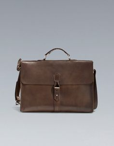 This is a great briefcase for work.