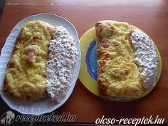 Érdekel a receptje? Kattints a képre! Küldte: Soltész Sándor Guacamole, Poultry, Baked Potato, Dinner Recipes, Mexican, Cheese, Baking, Breakfast, Ethnic Recipes