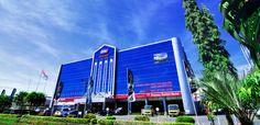 PT. Bosowa Berlian Motor di Makassar, Sulawesi Selatan