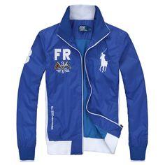 Ralph Lauren 3 Jacket Men blue