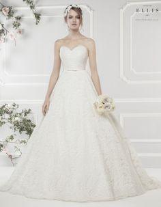 Ellis Bridal corded lace Bridal Gown, size Matching bolero available. Cheap Wedding Dresses Uk, Stunning Wedding Dresses, Wedding Dresses Photos, Perfect Wedding Dress, Bridal Wedding Dresses, Dream Wedding Dresses, Designer Wedding Dresses, Wedding Attire, Lace Wedding