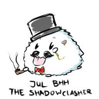 Gentlemen Poro by Jul Bhh ( my fb acc) by TheShadowClasher Deviantart Drawings, My Fb, Social Community, Digital, Gallery, Artist, Fictional Characters, Fantasy Characters, Artists