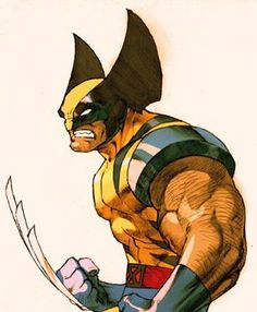 Wolverine by Bengus