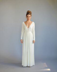 19 Best Casual white wedding dresses images  8347845f4