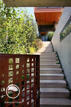 Exteriérové schodisko Bratislava, Garden Stairs, Garden Paths, Landscape Architecture, Sidewalk, Home Decor, Decoration Home, Room Decor, Side Walkway