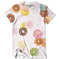 Mens Donuts Tee from belovedshirts.com ($35.00)