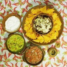 Amooo comida mexicana, sempre saio para comer ou faço aqui em casa mesmo, o problema é que fazia tudo do zero e demorava muito ( passei toda...