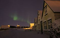 Icelandic Winter Highlights