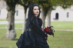 Bloodisnewblack robe mariee gothique