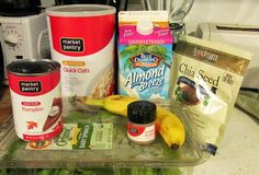 Hey There Ray: Pumpkin Pie Green Smoothie Recipe