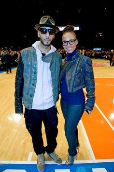 Celebs cheer on the Knicks