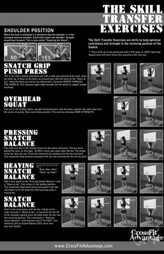 Threshold Fitness: Clean and Jerk, Snatches and the Burgener Warmup and Skill Transfer Exercises