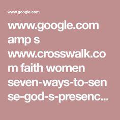 www.google.com amp s www.crosswalk.com faith women seven-ways-to-sense-god-s-presence.html%3famp=1 Garam Masala, Tandoori Masala, Susan Downey, Hiit, Power Foods, William Boyd, Paneer Tikka, Texas, Momofuku