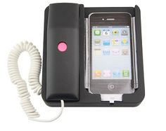 iPhone Handset ~ No additional power source is required, as it is powered by your phone directly.