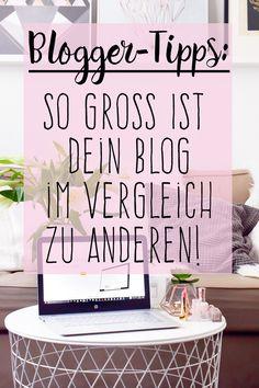 Blogger-Tipps und Tr