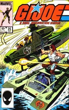 G.I. Joe: A Real American Hero (IDW, 1982) #25