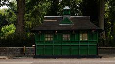 BBC News - The Cabmen's Shelters: Inside London's secret 'green sheds'