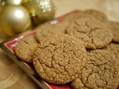 I dont normally post on Saturdays, but its Christmas Day so I wanted to send an extra special gift to anyone who might be reading today! This is one of my all time favorite Christmas cookies. My grandma has been making these ginger cookies at Christmas time for as long as I can remember! I [...]