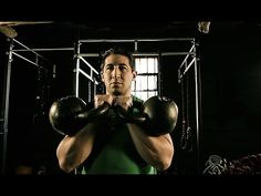Double Kettlebell Brute Strength Workout - YouTube Kettlebell Program, Kettlebell Circuit, Cardio Kickboxing, Kettlebell Training, Circuit Training, Hiit, Training Workouts, Conditioning Workouts, Pumping Iron