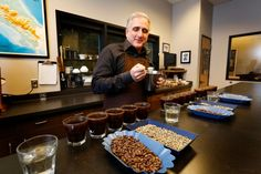 From cola to coffee: How Peet's Coffee's CEO is making his mark on the beverage industry
