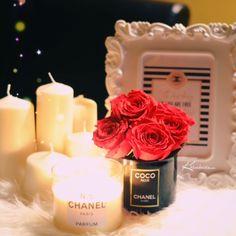 DIY : Chanel Vase