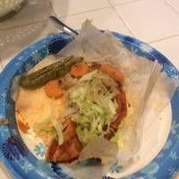 Tacos al vapor estilo Jalisco