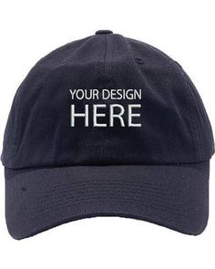 95e64ca8 Custom Embroidered Dad Hats / Custom Logo monogram hats / Embroidery  Baseball Cap / Personalize Your Hat