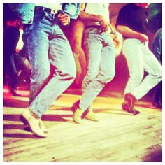 #21- Line dancing- looks like so much fun. gotta do this once, in my cowgirl boots.:)