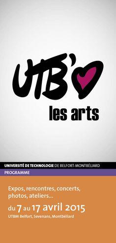 semaine des arts et de la culture à l'UTBM 2015 Service communication UTBM illustration Pierre Fraenkel