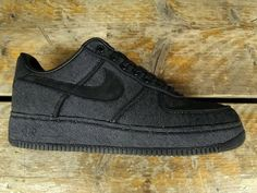 Nike Air Force One QS Black