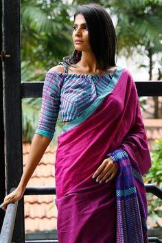 Latest Saree Blouse Patterns