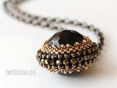 Z całego serca ...: Elegancja -Francja... czyli czerń i złoto ;)
