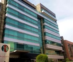 Hotel Ramada Bogotá Parque 93 World Trade Center, Columbia Bogota, Multi Story Building, Hotels, Parks, Colombia