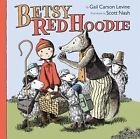 Betsy Red Hoodie