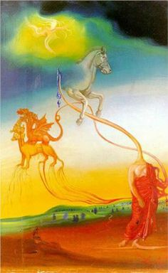 Two Decades of Selling Only Authentic art by Salvador Dali. A free catalog and DVD for Dali collectors Magritte, Salvador Dali Paintings, Art Visionnaire, Spanish Artists, Art Moderne, Visionary Art, Wassily Kandinsky, Surreal Art, Oeuvre D'art