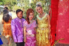 What to Expect from a Khmer Wedding, Cambodia