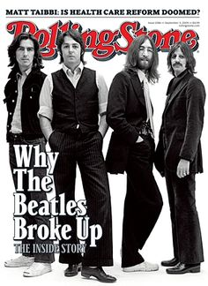 """""""Why The Beatles Broke Up: The Inside Story"""" - a 2009 cover story that reveals the forces that tore apart the world's greatest group. #longreads"""