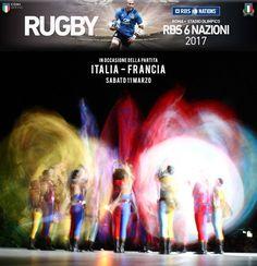 Sei Nazioni all'insegna degli Sbandieratori di Cori, i quali, Sabato 11 Marzo, apriranno la partita di rugby Italia vs Francia allo Stadio Olimpico.