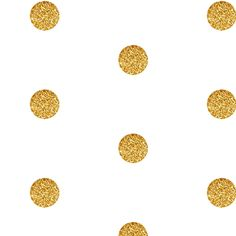 Polka Dot in Gold Glitter fabric by sparrowsong on Spoonflower - custom fabric $60/roll.  Kids' bath with white subway tile.