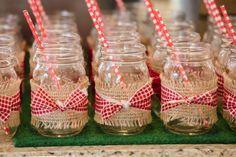 burlap-gingham-mason-jars