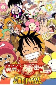 One Piece: Baron Omatsuri and the Secret Island (2005)   Nonton